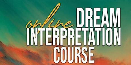 Advanced Dream Interpretation tickets