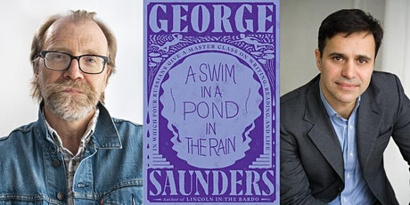 "George Saunders: ""A Swim in a Pond in the Rain"" tickets"