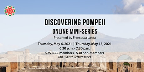 Discovering Pompeii tickets