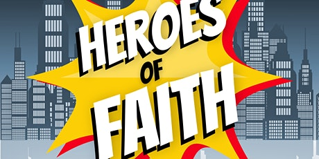 ALCC's VBS - Heroes Of Faith tickets