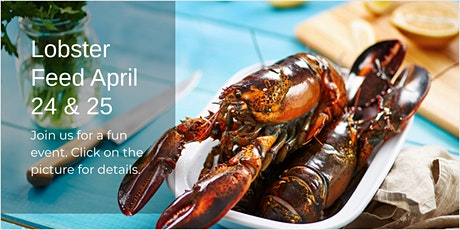 Picayune Lobster Feed  Club Member Tickets tickets