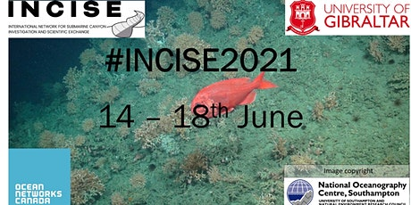 INCISE 2021 - Canyons: Human connections to the deep sea tickets