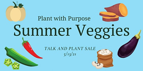 Summer Vegetables tickets