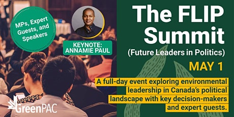 GreenPAC's FLIP Summit (Future Leaders in Politics) tickets