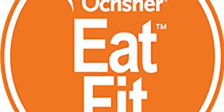 "Ochsner's ""Eat Fit Nola"" Presents Chef Dana Honn of Carmo Restaurant tickets"