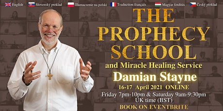 The Prophecy School Online with Damian Stayne ingressos