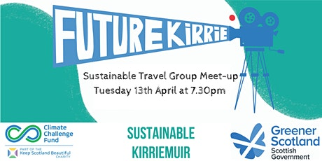 Future Kirrie: Sustainable Travel Group April Meet-up tickets