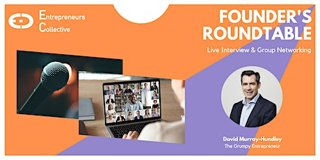 Founders helping Founders: April Roundtable & Networking tickets