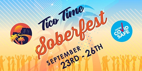 Tico Time Soberfest tickets