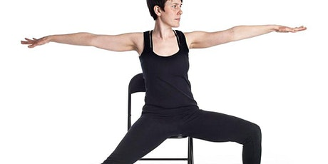 Ocean Pines Chair Yoga Mondays & Thursdays at 11:00 A.M. with Imad Elali. tickets