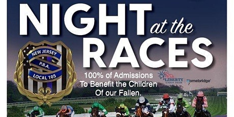 "PBA 105 Foundation ""Night at the Races"" tickets"