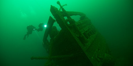 Wrecks of the Great Lakes FB Live tickets
