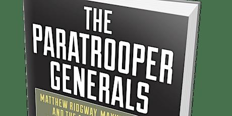 Book Talk: Mitchell Yockelson, The Paratrooper Generals tickets