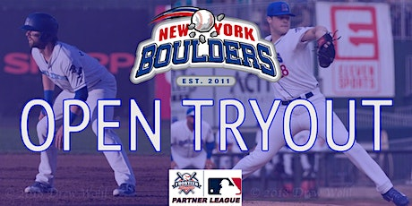 New York Boulders Open Tryout tickets