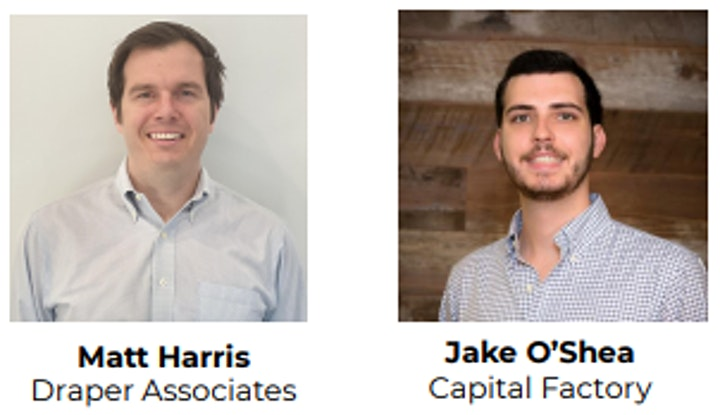 Intro to Fundraising & Ask Me Anything with Matt Harris & Jake O'Shea image
