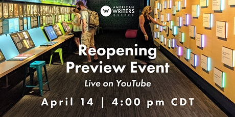 Reopening Preview Event tickets
