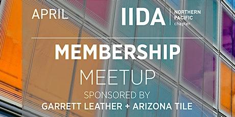 IIDA NPC // Member Virtual Meetup - April tickets