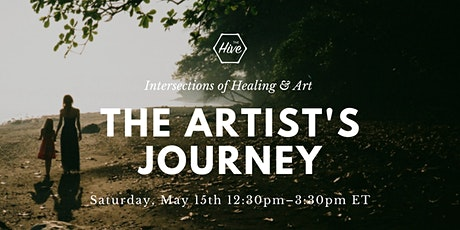The Artist's Journey: Intersections of Healing & Art tickets
