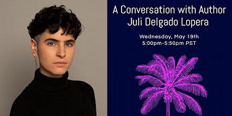Fiebre Tropical: A Conversation with Author Juli Delgado Lopera tickets