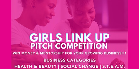 Girls Link Up - Pitch Competition tickets