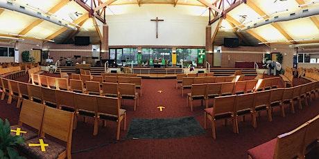 1st Service - 8:00am Indoor Worship Service tickets