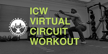 ICW Virtual Circuit Workout tickets