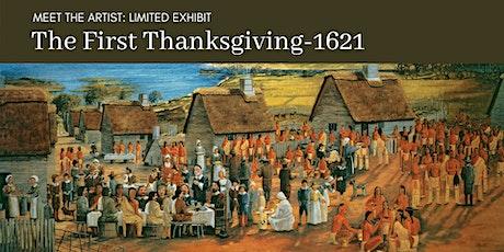 """The First Thanksgiving-1621"" with Karen Rinaldo tickets"