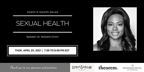 Let's Talk About Sex!  Female Sexual Health & Dysfunction | Health & Wealth tickets