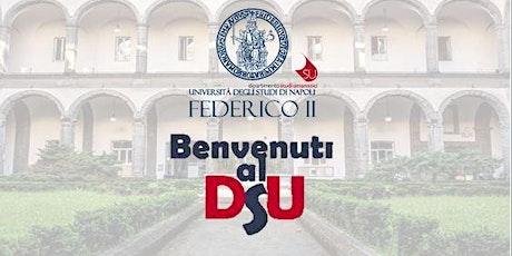 Open Days del Dipartimento di Studi Umanistici della Federico II di Napoli biglietti