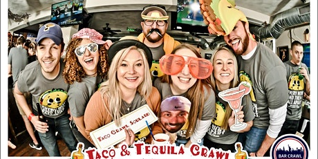 Summer Taco & Tequila Crawl: Soulard tickets