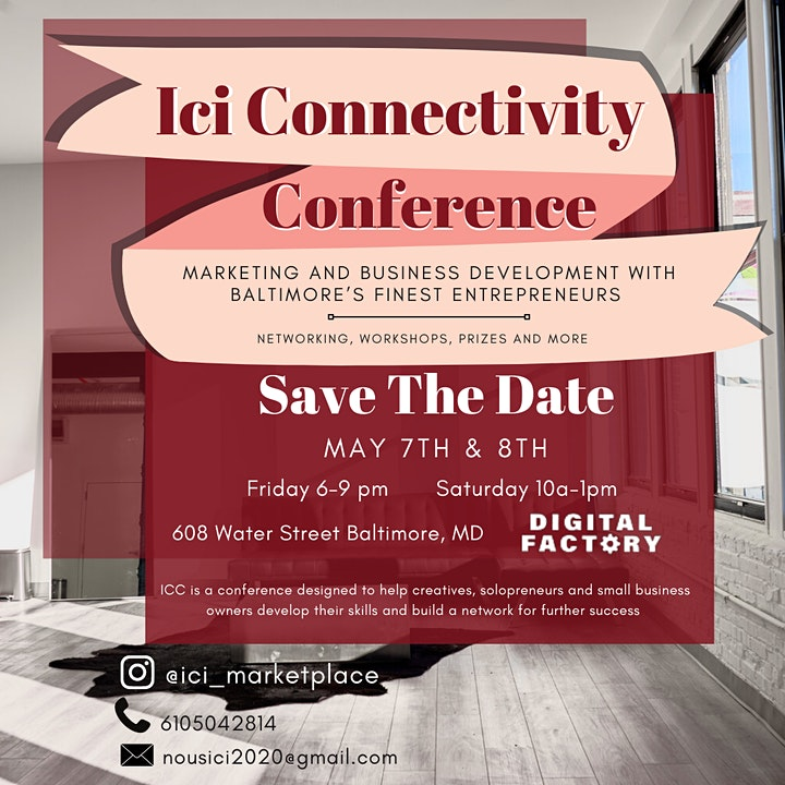 Ici Connectivity Conference image