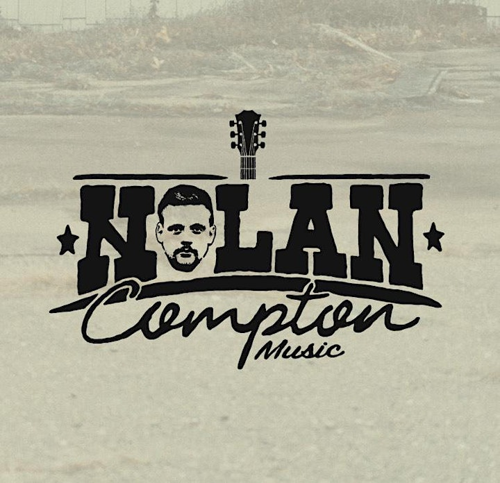 Nolan Compton - May 6th - $25 *SOLD OUT image