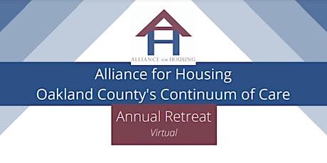 Alliance Annual Retreat 2021 tickets