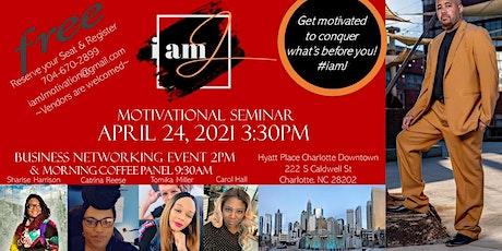 #iamJ Motivational Seminar tickets