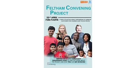 Feltham Convening Project: Community Engagement tickets