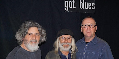 Got Blues Matinee w/ Special Guest Logan Richard - May 29th - $20 tickets