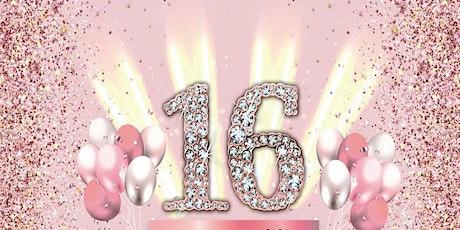 Mariah's Glamorous Sweet 16 tickets