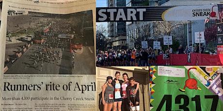 "Berta's 20th Annual ""Cherry Creek Sneak""! tickets"