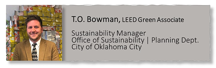 USGBC Oklahoma Presents: Leadership Panel - Behind the Curtain image