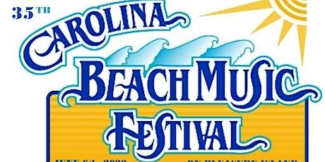 35th Annual  Carolina Beach Music Festival tickets