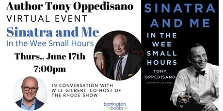Author Tony Oppedisano: Sinatra and Me: In the Wee Small Hours tickets