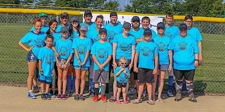 2nd Annual Hayden Porter Memorial Co-Ed Softball Tournament tickets