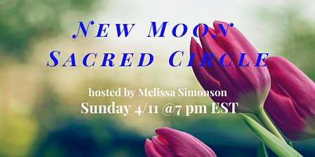 New Moon Sacred Circle tickets