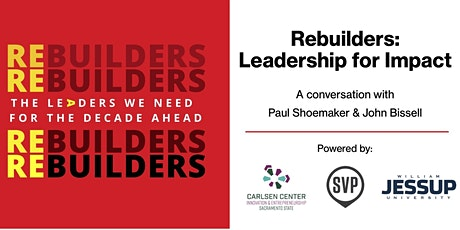 Rebuilders: Leadership for Impact tickets