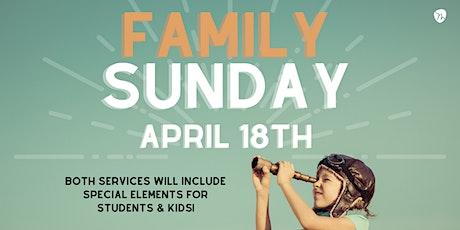 8:45AM Sunday, April 18th tickets