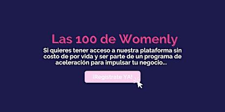 Las 100 de Womenly: Revolucionando el comercio femenino entradas