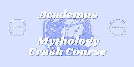 Academus Mythology Crash Course tickets