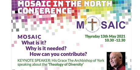Mosaic in the North Conference 2021 tickets