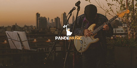 Pandemusic - Live Concert in a Rooftop - Best City Views tickets