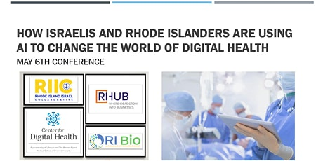 Israelis and Rhode Islanders changing  the world of digital health tickets